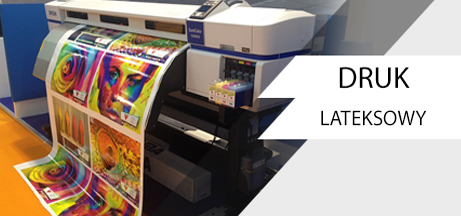 drukarnia wielkoformatowa druk lateksowy