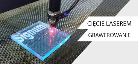 cięcie laserem grawerowanie rzeszów