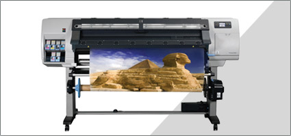 Drukarka Latexowa HP Designjet L25500